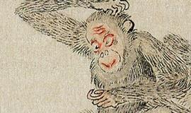 왜 원숭이 그림을 그렸을까?