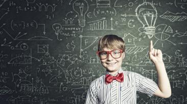 창의적인 사람은 태어나면서부터 정해진걸까?