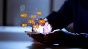 너와 나의 연결고리, 소셜미디어 플랫폼