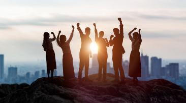 기업의 혁신을 이끈 기민한 조직 문화