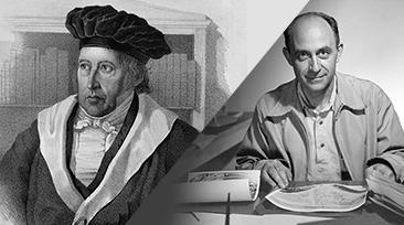 헤겔과 페르미의 사전적 글쓰기