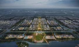 400조 시진핑의 도시, 슝안신구