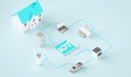 블록체인 사례 (사물인터넷 분야) : ICT 통신인프라(KT)