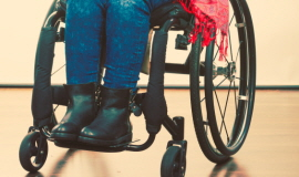 [사회복지]인권 침해 사례 - 장애인 편의시설 이용 제한